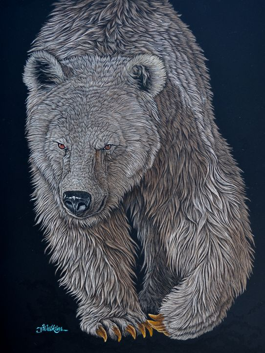 Right of Way, Grizzly - Jwatkins