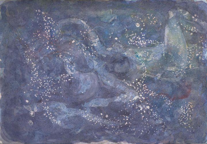 Devi Celestial Goddess - Rod Hillen