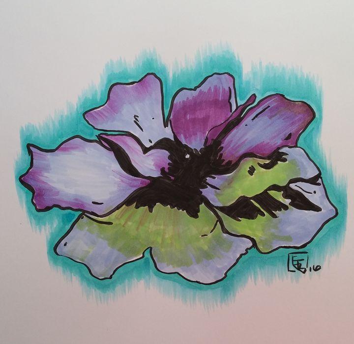 Floating (original) - Art pieces