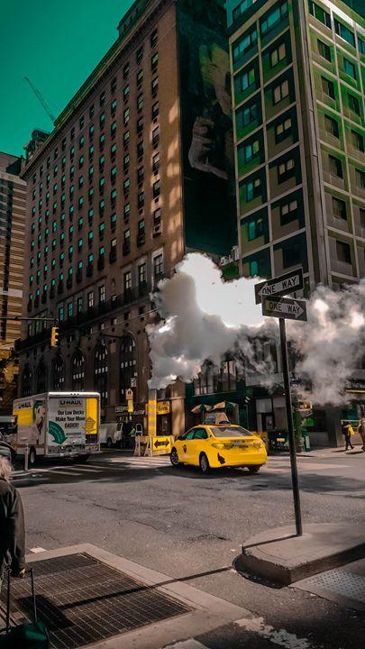 New York City - Thomas Conrad