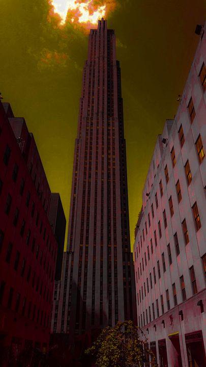 The Rock Feller Tower - Thomas Conrad