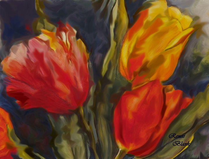 Welcome Spring - Renee Blank ETC