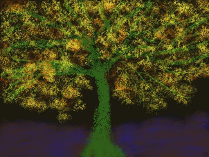 Eerie Tree - ebd artworks