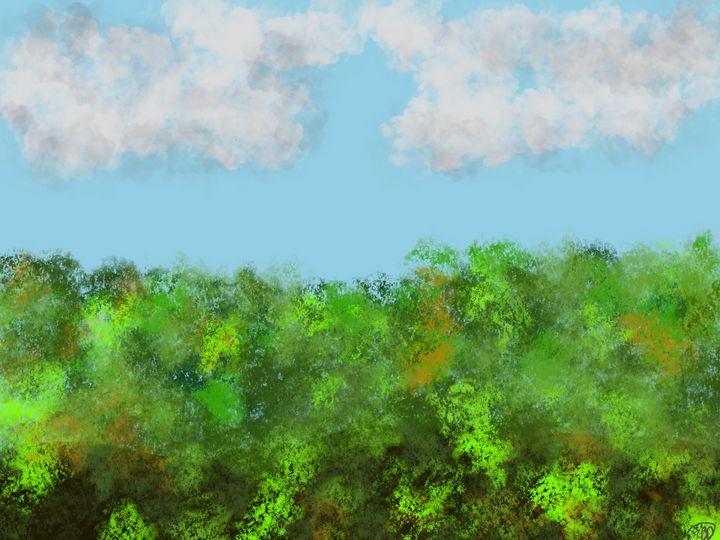 Tree Tops - ebd artworks