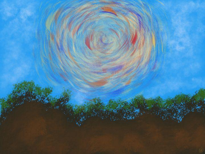 Early Moon - ebd artworks