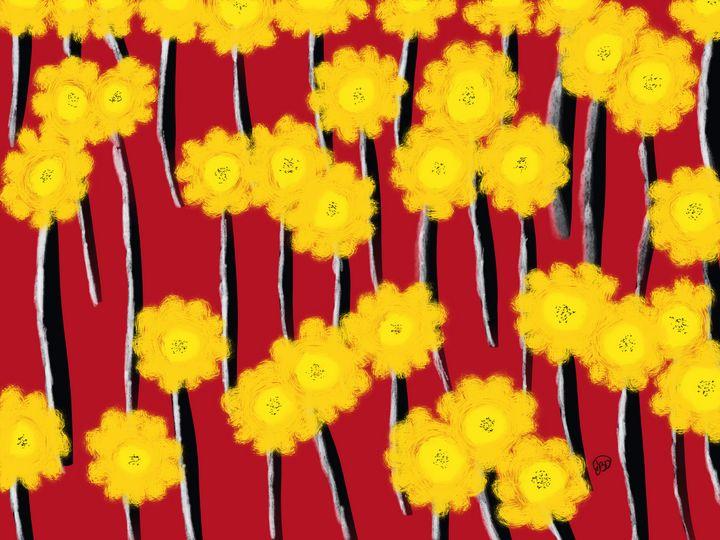 Power Flowers - ebd artworks