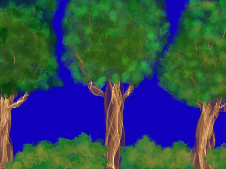 Ghostly Trunks - ebd artworks