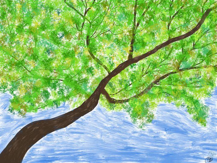 Bended Tree - ebd artworks