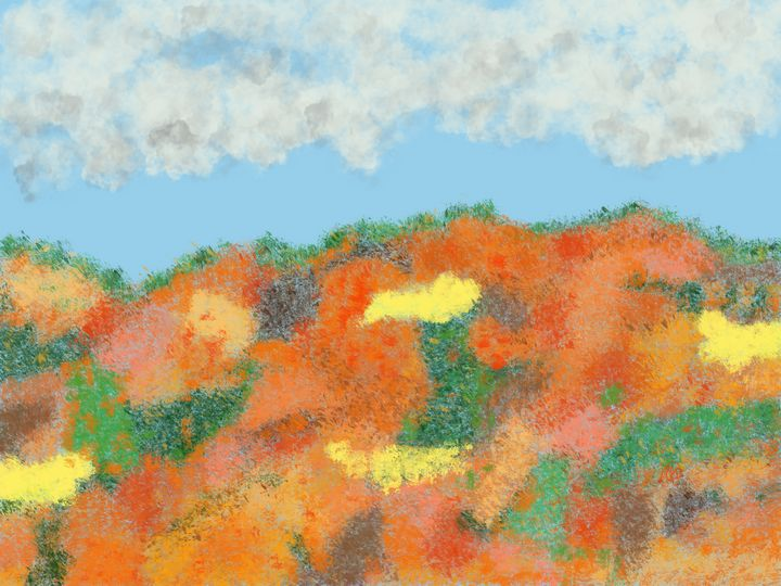 Fall Hills - ebd artworks