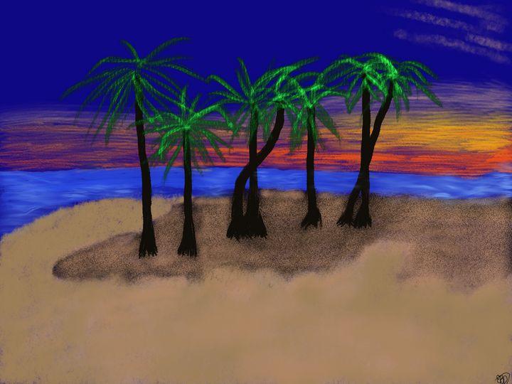 Palms - ebd artworks