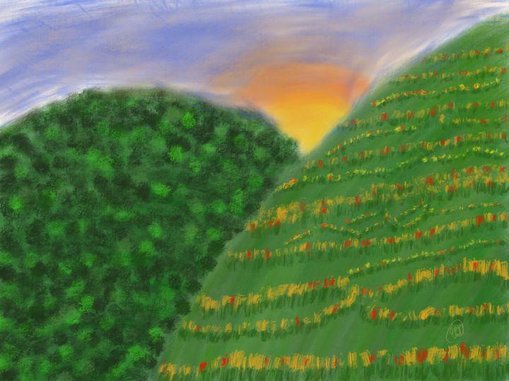 Round Hills - ebd artworks