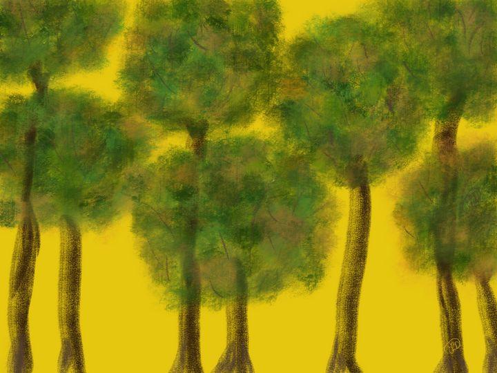 Puff Trees - ebd artworks