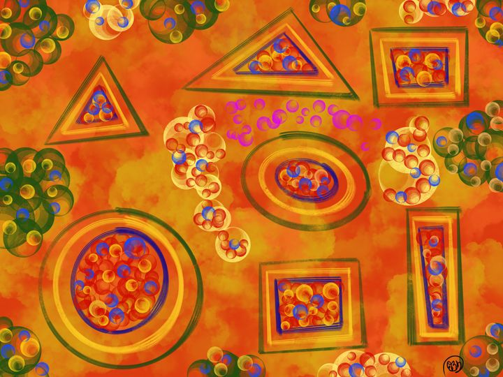 Colors and Shapes - ebd artworks