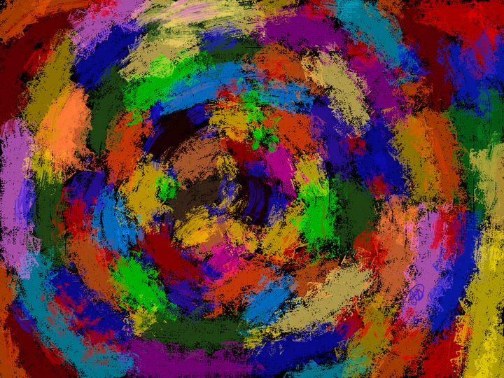 Color Wheel - ebd artworks