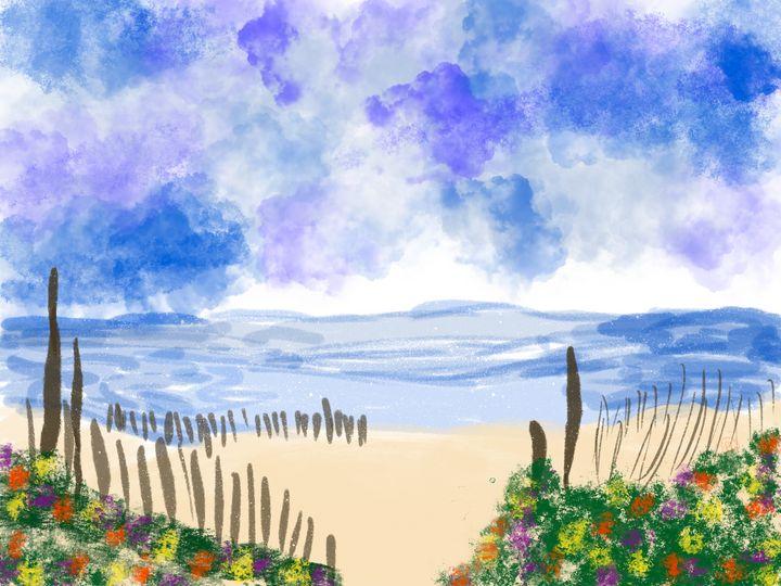 Beach-1 - ebd artworks