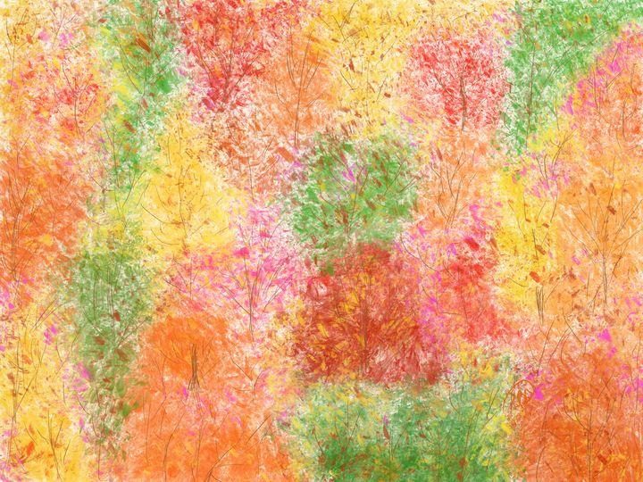 Close up in Fall - ebd artworks