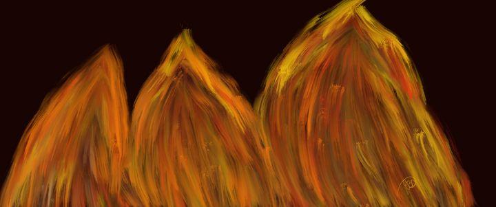 Flames - ebd artworks