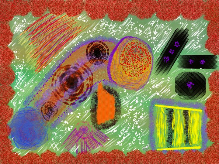 Abstract 2020 - ebd artworks