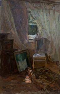 Old house interior - Julianna