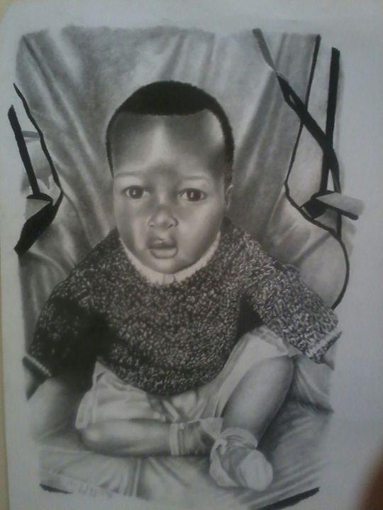 Little Baby - MIKE'S ARTWORLD