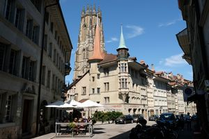 Fribourg City