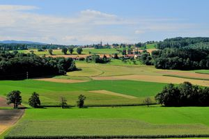 Fribourg Country Side