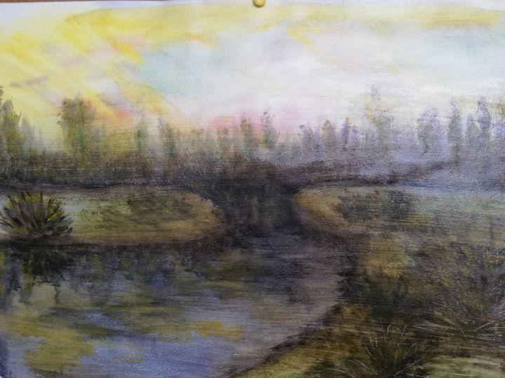 Осенняя тоска - Landscapes
