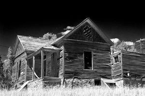Abandoned in Cripple Creek