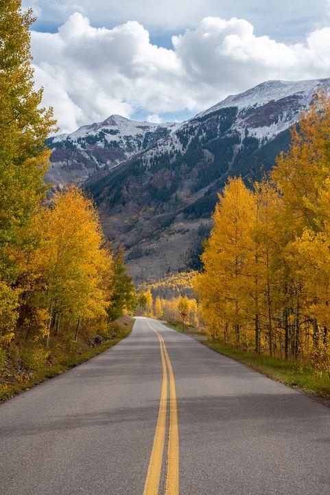 Road to Autumn - J Mendoza
