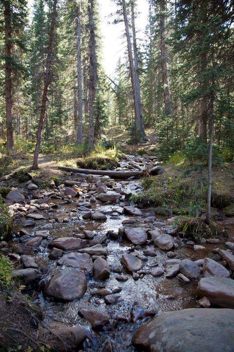 Crags Hike - J Mendoza