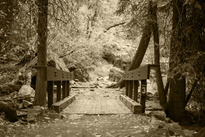 Bridge to Hanging Lake - J Mendoza