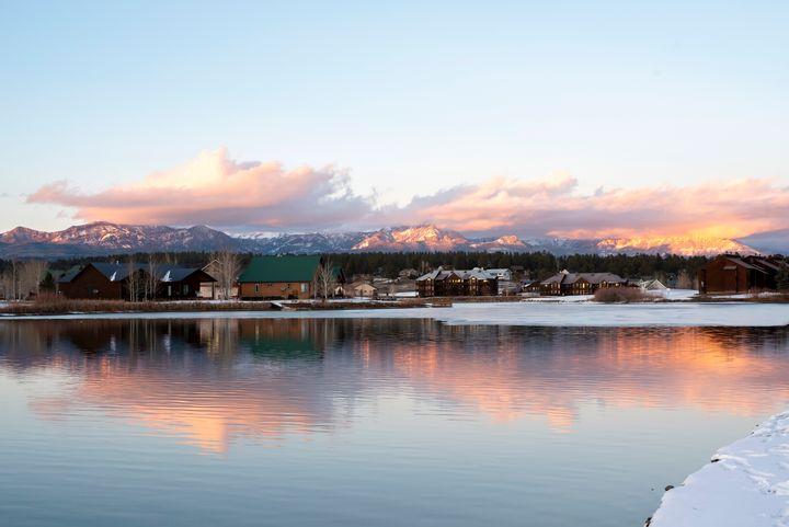 Sunrise in Pagosa - J Mendoza