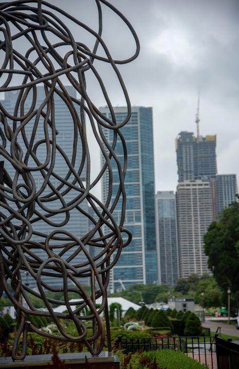 Chicago Art - J Mendoza