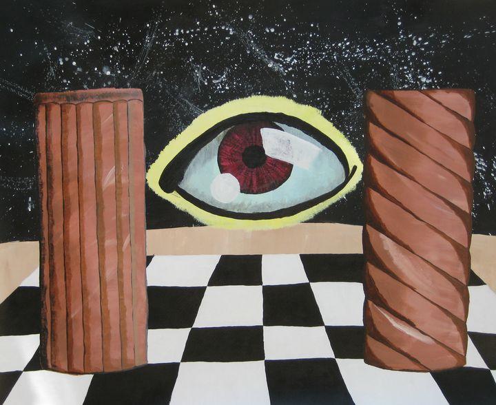 """""""el conocimiento"""" - Andy Castellon"""