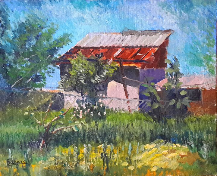 An old house - Armen Baberts 's  Gallery