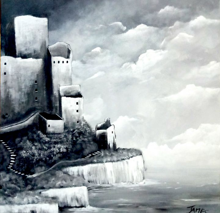 Yee Old Castle. - Nothern Border Artist
