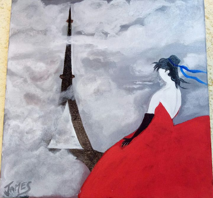 Paris - Nothern Border Artist