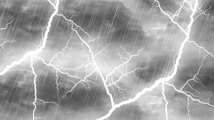 Lightning Storm - Exiled Emotion Studio