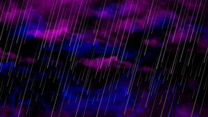 Blue Moon In The Rain