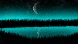 Blue Calmness