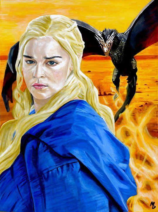Khaleesi - Mura