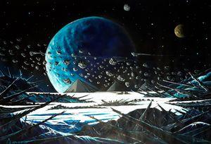 Space Journal - TAU CETI F