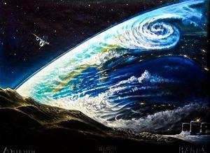 Space Journal GLIESE 581 G