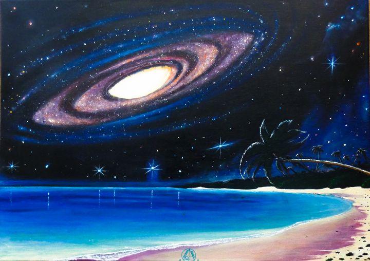 Celestial Pensacola - Antonio Bagia