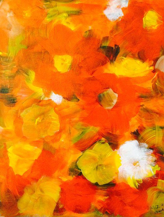 Orange D'Automne - Lovers of colors