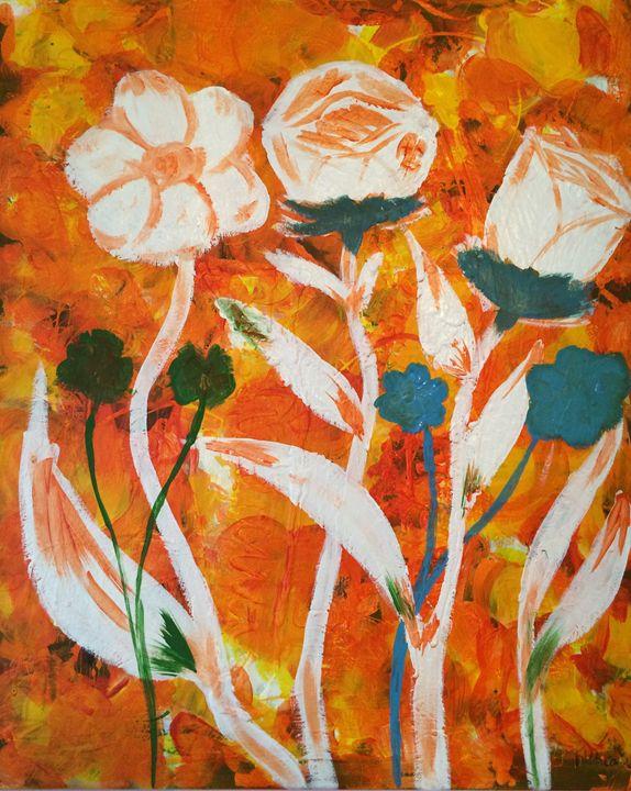 Encore Des Fleurs - Lovers of colors