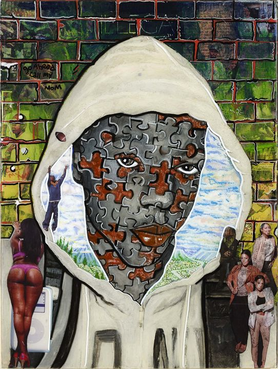 Incomplete - Evan Schwartz Art