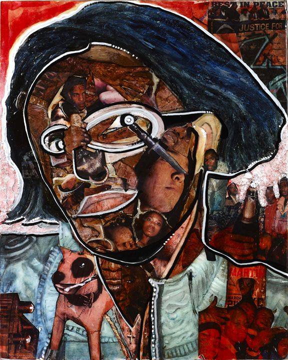 Guarded - Evan Schwartz Art