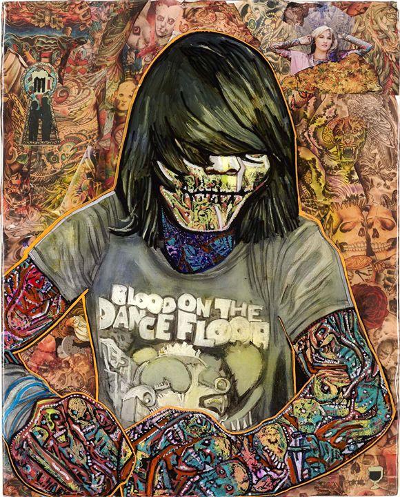 For The Love Of Ink - Evan Schwartz Art