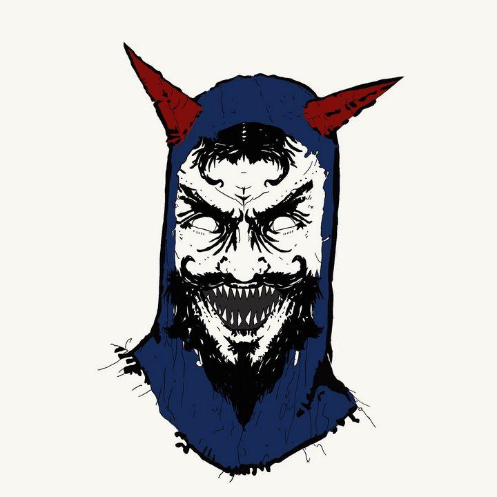 Hooded Devil - BeastJoker